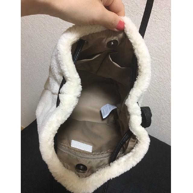 しまむら(シマムラ)のニコちゃんバッグ レディースのバッグ(トートバッグ)の商品写真