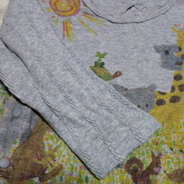 Bit'z(ビッツ)のBit'z ロンパース 70サイズ キッズ/ベビー/マタニティのベビー服(~85cm)(ロンパース)の商品写真
