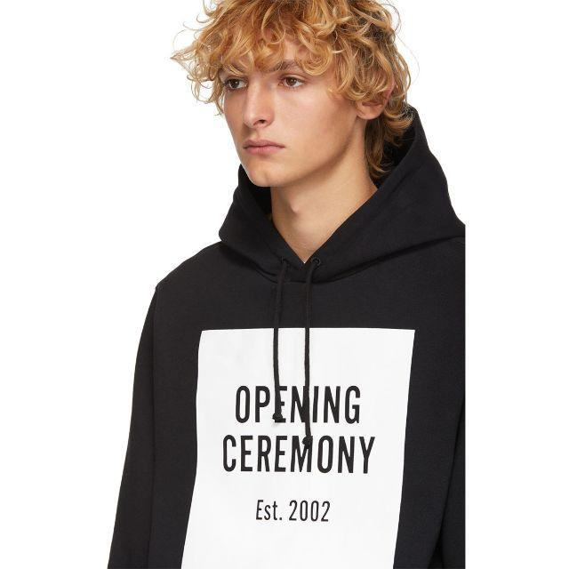 OPENING CEREMONY(オープニングセレモニー)のOpening Ceremony ロゴ パーカー M ( MSGM KENZO メンズのトップス(パーカー)の商品写真