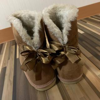 エニィファム(anyFAM)のブーツ(ブーツ)