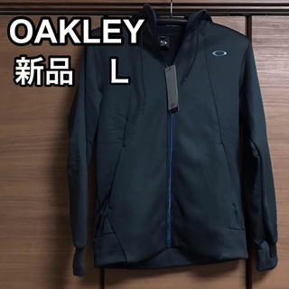 オークリー(Oakley)のオークリー 前開き スウェット パーカー 新品(パーカー)