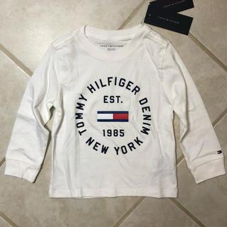 TOMMY HILFIGER - トミーヒルフィガー 長袖Tシャツ 100㎝