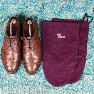 Allen Edmonds - 靴袋付き 極美品  Allen Edmonds アレンエドモンズ マクニール 茶