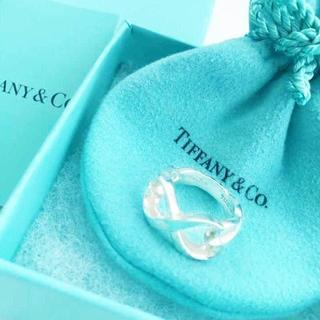 ティファニー(Tiffany & Co.)の☆新品☆未使用☆ティファニー ダブルラビングハートリング9号(リング(指輪))