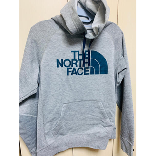ザノースフェイス(THE NORTH FACE)の専用アンペアスエットパーカー+フレックスフーディー(パーカー)