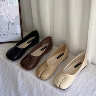 マルタンマルジェラ(Maison Martin Margiela)の【3color】足袋 シューズ バレエ パンプス(バレエシューズ)