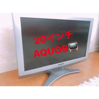 AQUOS - 20インチ テレビ