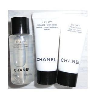 CHANEL - CHANEL シャネル サンプル 試供品 ルリフト 化粧水 美容液 クリーム
