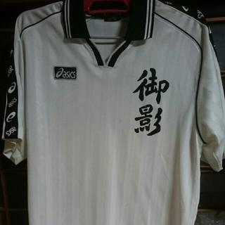 asics - 御影高校サッカーユニフォーム