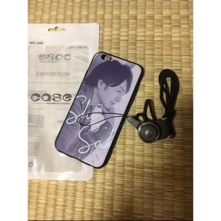 アラシ(嵐)のスマホケース 嵐 ハンドメイド 櫻井翔 一点のみ iphone6&6s(iPhoneケース)