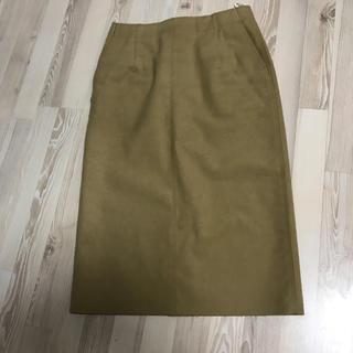 ユナイテッドアローズ(UNITED ARROWS)のユナイテッドアローズ スウェードスカート(その他)