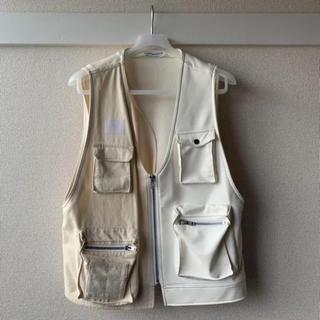 コムデギャルソン(COMME des GARCONS)のGosha rubchinskiy 18ss combo vest(ベスト)