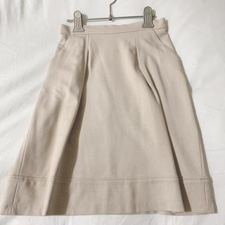 RU - ru  アールユー 膝丈スカート