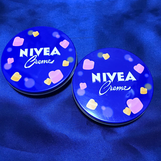 ニベア(ニベア)のニベア 青缶 56g×2個セット コスメ/美容のボディケア(ハンドクリーム)の商品写真