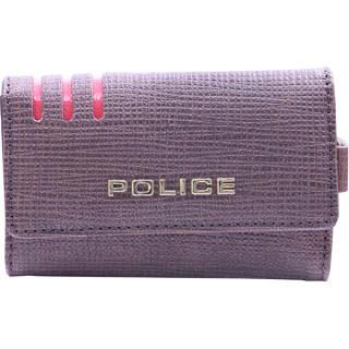 ポリス(POLICE)の新品 本革 キーケース ブラック 黒 バッファロー(キーケース)