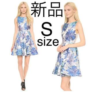 アリスアンドオリビア(Alice+Olivia)の新品 alice+olivia ジャカード ワンピース ドレス(ミニワンピース)