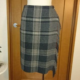 オールドイングランド(OLD ENGLAND)のOLD ENGLANDスカート 中古(ひざ丈スカート)