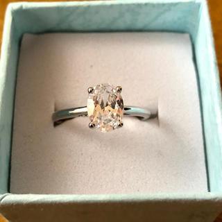 9号 SONAダイヤモンド オーバルリング(リング(指輪))