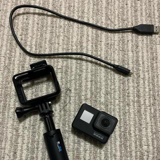 ゴープロ(GoPro)の【GoPro7 HERO black】(コンパクトデジタルカメラ)