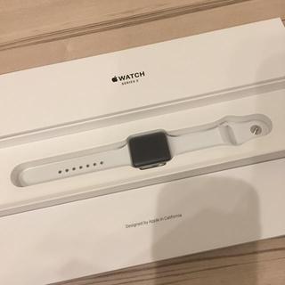 Apple Watch - 未使用品  アップルウォッチ3 38mm