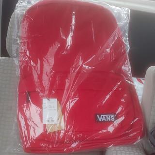 ヴァンズ(VANS)のVANS未使用タグ付き大容量リュック バックパック(リュック/バックパック)