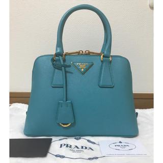 PRADA - 正規品PRADA サフィアーノ ハンドバッグ  19日までの期間限定出品