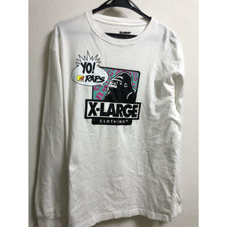 XLARGE - エクストララージ MTVコラボ ロンT