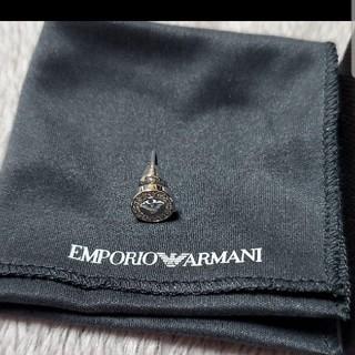 Emporio Armani - アルマーニピアス