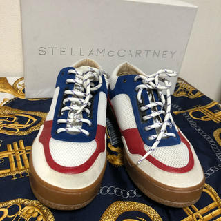 Stella McCartney - メンズ ステラマッカートニー 43 スニーカー 美品