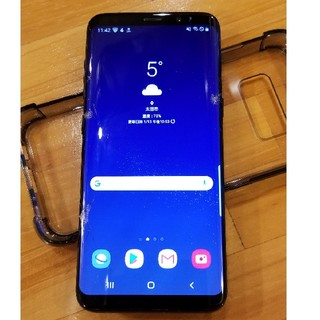 Galaxy - ジャンク Galaxy S8 Black docomo simロック解除済