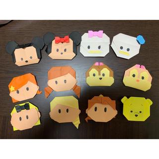 Disney - ディズニー 折り紙