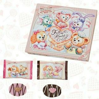 ダッフィー(ダッフィー)の☆ディズニー 2020 ダッフィー ハートウォーミングデイズ ラスク 1缶(菓子/デザート)