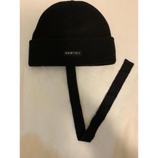 ピースマイナスワン(PEACEMINUSONE)のpeaceminusone ニット帽(ニット帽/ビーニー)