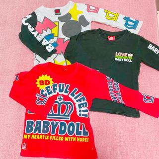 BABYDOLL - BD  3着セット