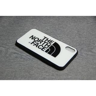 ザノースフェイス(THE NORTH FACE)のThe North Faceノースフェイス iPhoneガラケース #NW4(iPhoneケース)