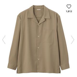 GU - GU/ジーユー♡新作!オープンカラーシャツSサイズ