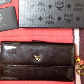 エムシーエム(MCM)の♢2.3までお取り置き♢MCM 長財布(財布)