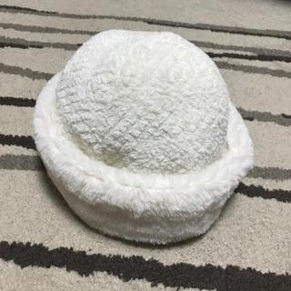 サマンサモスモス(SM2)のサマンサモスモス リバーシブルファーワッチ 帽子『美品』(ニット帽/ビーニー)