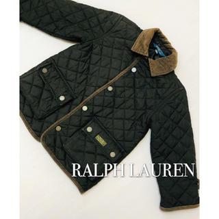 Ralph Lauren - ラルフローレン キルティングジャケット 100