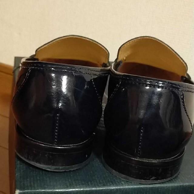 Paraboot(パラブーツ)のパラブーツ  エナメル  ローファー レディースの靴/シューズ(ローファー/革靴)の商品写真