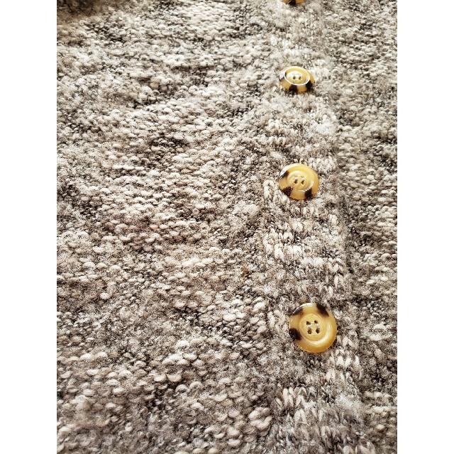しまむら(シマムラ)の【セオリア】ニット カーディガン レディースのトップス(カーディガン)の商品写真