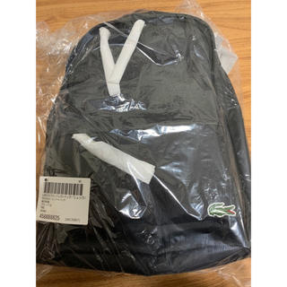 LACOSTE - LACOSTE リュックサック 新品
