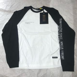 モンクレール(MONCLER)のmoncler fragment コラボロンT(Tシャツ/カットソー(七分/長袖))