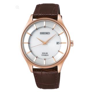 セイコー(SEIKO)のセイコーセレクション SBPX106 ソーラー(腕時計(アナログ))