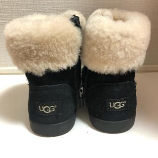 UGG ムートン ブーツ ブラック