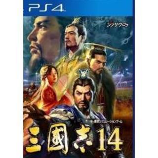 プレイステーション4(PlayStation4)のPS4 三國志14(家庭用ゲームソフト)