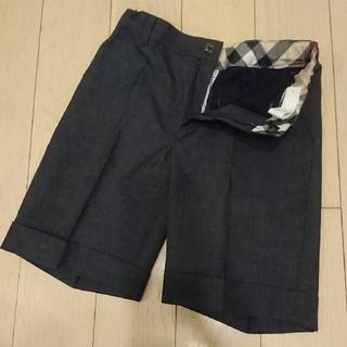 バーバリー(BURBERRY)のBURBERRY  美品 入学式フォーマル パンツ 120(ドレス/フォーマル)