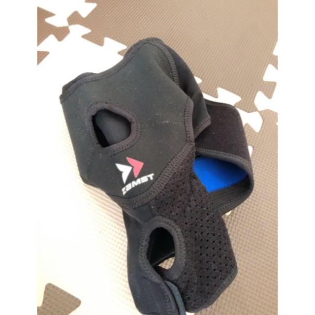 ZAMST(ザムスト)のzamst 肩サポーター スポーツ/アウトドアのトレーニング/エクササイズ(その他)の商品写真