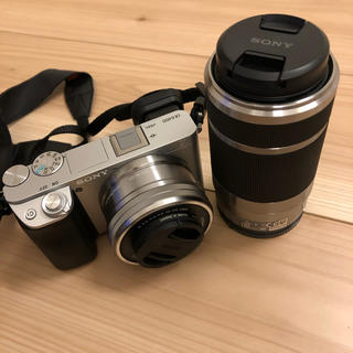 SONY - SONY α6400 ダブルズームキット