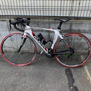 カルマ(KARMA)の2010年式 KARMA race フルカーボン(自転車本体)